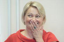 Kraujo centro vadovė J. Bikulčienė nušalinta nuo pareigų