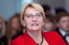R. Budbergytė: gyventojai labiausiai bijo mažų pensijų
