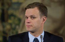 G. Landsbergis atsiprašo dėl nesėkmingų rezultatų, bet trauktis neketina