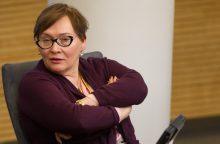 """A. Maldeikienė klausia, ar R. Karbauskio """"Agrokoncernas"""" nepažeidžia įstatymų"""