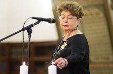 Žydų bendruomenė rengia konferenciją, oponentai – protesto akciją
