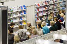Vilniaus knygų mugė sulaukė beveik 63 tūkst. lankytojų