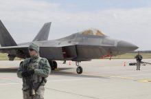 NATO Lietuvoje pasiuntė stiprų signalą agresoriams