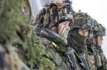 Įvardijo, kur privalo pasitempti gynybą stiprinanti Lietuva