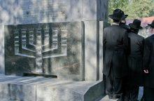 Molėtų žydų palikuonis: svarbu pasakyti, kas žudė žydus, o kas ne