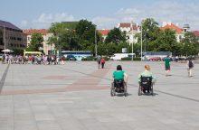 Lietuvos turizmo infrastruktūra menkai pritaikyta neįgaliesiems