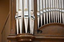 Šv. Jonų bažnyčioje – vasariškas vargonų muzikos koncertas