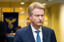 Europos Parlamento komitetas spręs dėl R. Pakso neliečiamybės