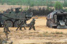 Gynybos finansavimas: laidojami planai pasiekti 2,5 proc. BVP?