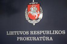Prokuratūra prašo suimti dalį įtariamųjų teismų korupcijos byloje