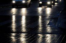Įspėja: Vakarų Lietuvos keliuose – plikledis