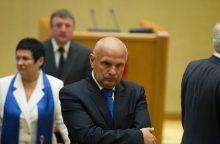 Raseinių rajono meras A. Gricius skundžia prokurorams R. Ačo elgesį