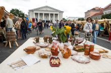 Vilniuje prasideda istorinė Baltramiejaus mugė