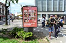 Politologė: problema dėl politinės reklamos užkoduota pačiame įstatyme