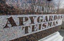 """Teisėjas S. Lemežis nusišalino nuo """"MG Baltic"""" bylos"""