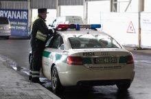 Vilniaus oro uoste sulaikytas nužudymu įtariamas vyras