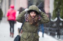 Tikra mišrainė: sulauksime ir lietaus, ir šlapdribos, ir sniego