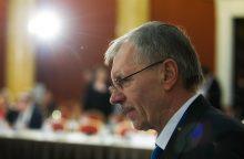 """""""Valstiečiai"""" ir naujoji G. Kirkilo partija pasirašė koalicinį susitarimą"""