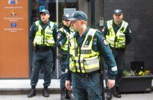 Policija kviečia vilniečius pažvelgti į pareigūnų darbo užkulisius