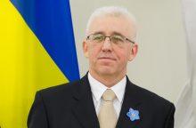 Ukrainos ambasadorius: Lietuvos teikiama pagalba ir parama – labai svarbi