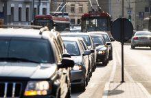 Šiandien – diena be automobilio, bet su nemokamu viešuoju transportu