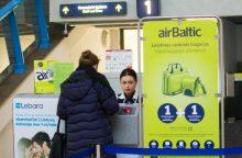 """""""Air Baltic"""" iš Vilniaus skraidins į Paryžių ir Miuncheną"""