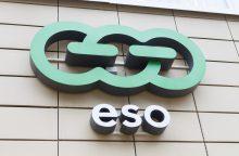 """ESO ir """"Telia"""" pirmą kartą elektros ir ryšio tinklus įrengė kartu"""