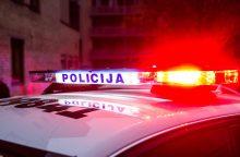 Šilutėje vyras apgadino policijos komisariatą