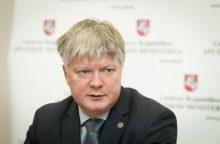 Ministro K. Navicko laukia išbandymas – interpeliacija