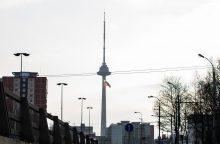 Televizijos bokšto rekonstrukcija gali kainuoti maždaug 12 mln. eurų