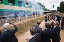 """C. Trautmann: """"Rail Baltica"""" – tarp ES finansavimo prioritetų"""