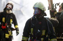 Ugniagesiai siekia, kad vėžys būtų pripažintas profesine liga