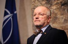 J. Olekas: Vokietija svarsto į Lietuvą siųsti daugiau karių