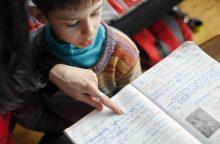 Tyrimas: beveik pusė tėvų už vaikų lavinimą planuoja mokėti pinigus