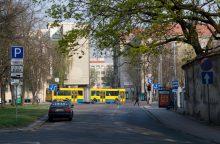 Sostinėje sutvarkytos Lukiškių gatvės prieigos