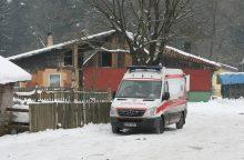 Vilniaus valdžia sako, kad romų taboras mažėja