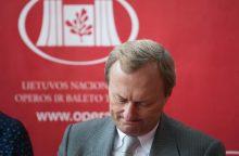 Teismas sustabdė dar vieną G. Kėvišo bylą su etikos sargais