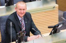 """Du į Seimą patekę """"darbiečiai"""" neatskleidžia, prie kurios frakcijos šliesis"""