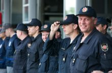 Protestavę ugniagesiai švenčia pergalę – finansavimas padidintas