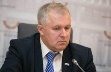 A. Anušauskas: logiška, kad lietuviai neįžvelgia tiesioginių grėsmių