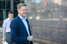 R. Šimašius džiaugiasi Vilniaus proveržiu, opozicija įžvelgia stagnaciją