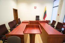 Pirmos instancijos teismai kaltais pripažįsta 98 proc. teisiamųjų