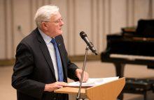 Vilniuje – V. Adamkaus vardo konferencija apie regioninį saugumą