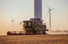 Žemės ūkis – perspektyvi verslo sritis