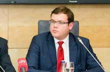 J. Pagojus traukiasi iš VVTA direktoriaus pareigų, stabdo narystę partijoje