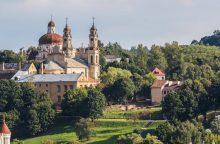 Misionierių vienuolyno ansamblyje įsikurs ir piligrimų namai