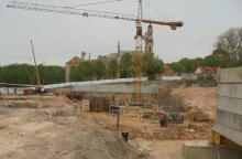 Inspekcija stabdo daugiabučių statybas prie Misionierių vienuolyno