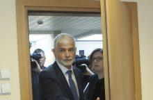 Atsistatydino žemės ūkio ministro patarėjas D. Žilinskas