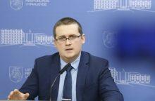 Premjero patarėjas išsisuko: nebus baudžiamas už paviešintą informaciją