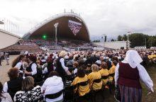 Auditoriai paviešino Dainų šventės trūkumus: dalis pinigų liko nepanaudoti